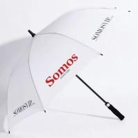 23寸直骨碰击伞 企业展会礼品定做 太阳伞 晴雨伞