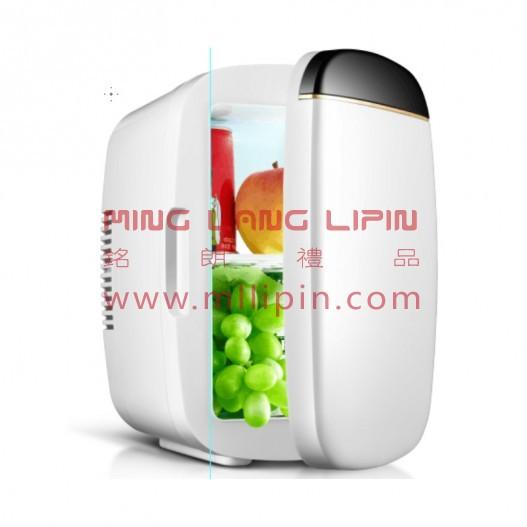尤利特车载冰箱6L汽车礼品员工福利送客户活动抽奖礼品定制LOGO