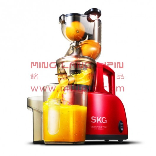 SKG A8榨汁机家用原汁机全自动慢速多功能 年会抽奖礼品