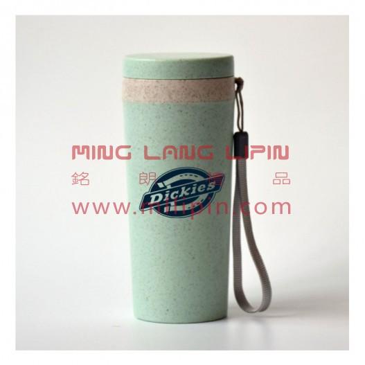 麦香杯广告塑料杯定做时尚礼品定制展会礼品广告宣传礼品定做