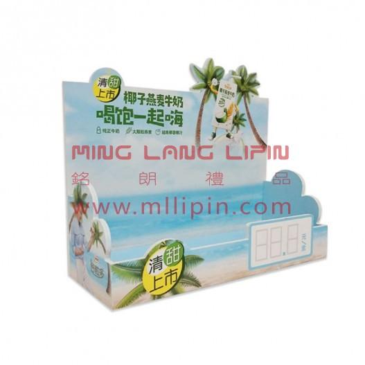 展示架促销台展示盒定做物料宣传品定制