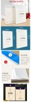 档案袋定制资料袋房地产合同文件袋加厚牛皮纸设计制作印刷订logo