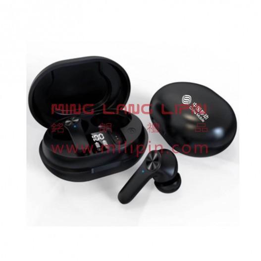 歌利浦J3蓝牙耳机主动降噪企业商务礼品会议礼品客户拜访礼品定制LOGO天津礼品公司
