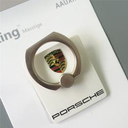 促销可印LOGO指环支架 手机旋转运动架