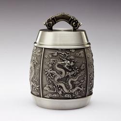 http://mllipin.com/龙腾盛世茶叶罐 纯锡茶叶罐