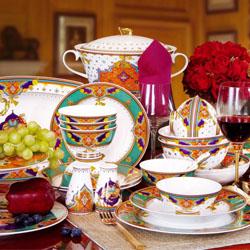 波斯之夏/ 高档家瓷 艺术陶瓷餐具