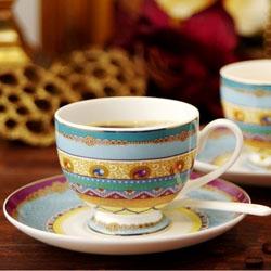 香格里拉 高档咖啡对杯套装