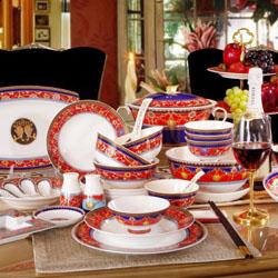 盛宴/ 28头 高档陶瓷艺术 餐具 28头¥2618| 56头¥6028| 80头¥869