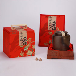 茶语花香高档茶叶礼盒套装 高档商务礼品