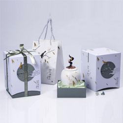 茗悦单罐装/小号 高档茶叶礼盒