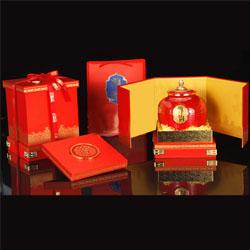尊韵陶瓷茶叶罐 高档礼盒