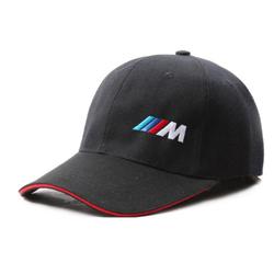 宝马汽车棒球帽广告帽鸭舌帽遮阳帽活动帽子 定制LOGO