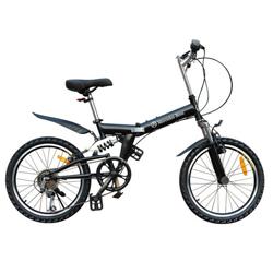奔驰折叠变速山地自行车 年会礼品 高档会员礼品