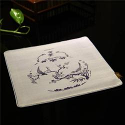 http://mllipin.com/元青花喜上眉梢鼠标垫 中国外事礼品 展会礼品 出国礼品