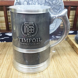 http://mllipin.com/某企业定制 纯锡水杯 高档商务会议纪念礼品 高档啤酒杯定做