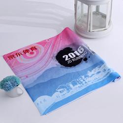 运动赛事礼品毛巾  跑步吸水毛巾定做 活动纪念礼品 会议纪念随手小礼品