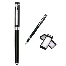 http://mllipin.com/公爵P3黑色金签字笔钢笔 定制企业LOGO展会礼品商务礼品