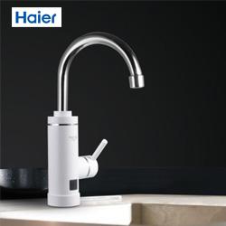 即热式电热水龙头厨房快速加热厨宝热水器Haier/海尔 HSW-X30M37 创意礼品