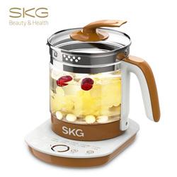 SKG 多功能养生壶全自动加厚玻璃中药壶分体式煎药壶电煮茶壶花茶员工福利礼品