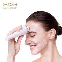 SKG洁面仪家用洁面刷毛孔清洁器电子美容仪器洗脸仪3190 员工福利礼品送客户礼品