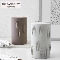 Jordan & Judy磁铁柱創意辦公禮品展會宣傳紀念禮品商務活動紀念禮品定制LOGO
