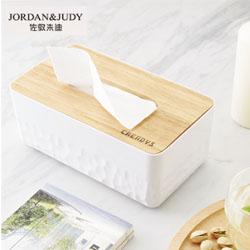 时尚纸巾盒Jordan & Judy創意禮品年會活動禮品展會禮品定制商務活動禮品