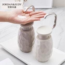 单手洗手液瓶JORDAN&JUDY朱迪 創意生活禮品年會員工福利禮品創意商務禮品