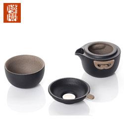 台湾陆宝羊羊喜器随手泡 旅行茶具快客杯高档商务礼品周年庆典会议礼品公司