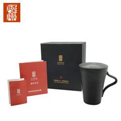 台湾陆宝乐活能量盖杯能量釉健康活水高档商务礼品送客户礼品定制公司