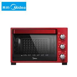 美的多功能电烤箱T3-321C 企业年会礼品会议活动宣传礼品公司定制礼品