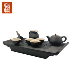 台湾陆宝书香博古茶礼 茶具套组伴手礼 新年礼物送礼高档商务礼品送客户企业礼品公司