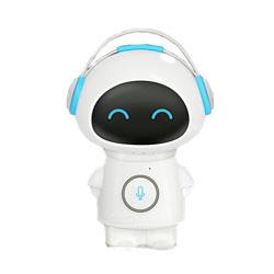 儿童礼物WiFi儿童早教机婴儿益智玩具蓝牙机器人 娃娃亲亲创意礼品定制公司