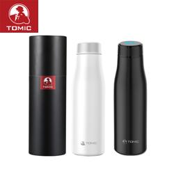 特美刻智能不锈钢水温监测真空水杯 1QBS8000 创意时尚商务礼品公司
