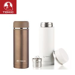 特美刻商务办公保温杯泡茶杯子支持私人订制刻字BS9050 450ml 企业礼品定制公司