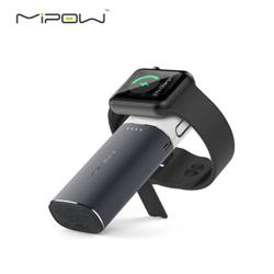 http://mllipin.com/mipow苹果Mfi认证iwatch6000毫安 Apple Watch无线充电宝创意时尚