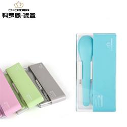 科罗恩 多尔筷叉勺折叠收纳筷子套装  广告促销礼品企业展会礼品定制