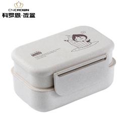 科罗恩7013谷纳卡扣便当盒谷纤维 企业员工福利 会员积分礼品公司