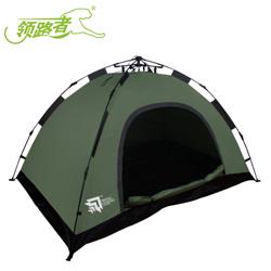 领路者LZ-0531双人自动帐篷 企业年会抽奖礼品展会礼品定制公司