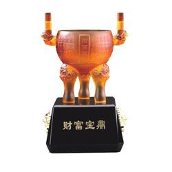 http://mllipin.com/财富宝鼎玻璃摆件商务礼品周年庆典会议纪念礼品