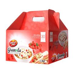 越南进口蔓越莓腰果麦片1200g企业员工福利会议纪念礼品定做