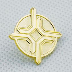 企事业单位员工徽章工作牌定制胸章定制企业LOGO
