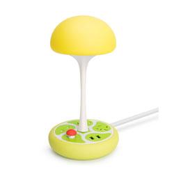 百变创意蘑菇岛充电站USB多功能家用安全排插年会礼品展会礼品定制