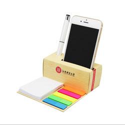 创意多功能便利贴手机便签纸展会礼品商务伴手礼品定制LOGO