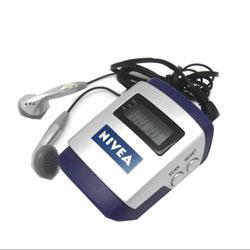 iROPE收音机计步器中老年赠品健身银行保险礼品医疗礼品定制LOGO