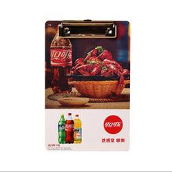 http://mllipin.com/pvc点菜夹 菜谱菜单夹 PVC收银夹定制企业宣传物料定制LOGO