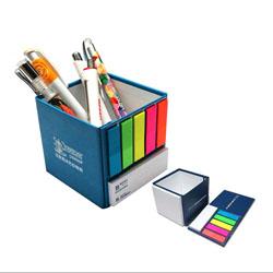 http://mllipin.com/广告创意便签盒 多功能组合便利贴企业展会礼品商务伴手礼定制LOGO