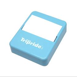 创意抽取式便利贴 展销会广告便签盒 会员福利会议活动礼品定制