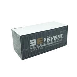 长方形便签纸纸砖 集装箱便签纸定制商务礼品展会礼品定做