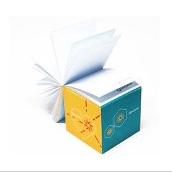 创意木托纸砖便签本 开业典礼员工福利展会礼品商务礼品定制