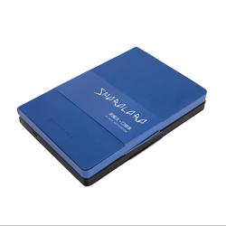 高档创意简约商务笔记本员工福利送客户伴手礼品定制LOGO
